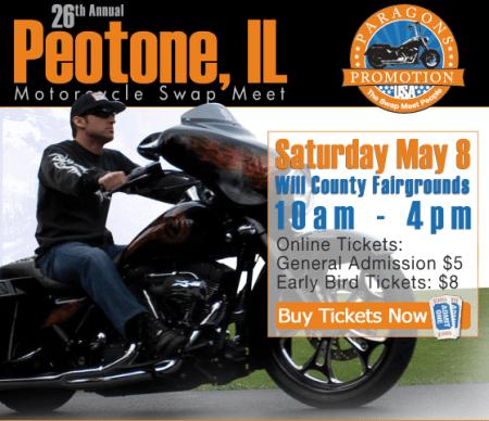 Peotone motorcycle Swap Meet