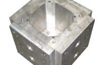 Hollow Cube Vibration Fixture