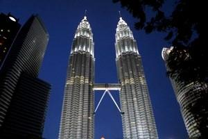 Kuala-Lumpur-Twin-Towers [MINIATURY]