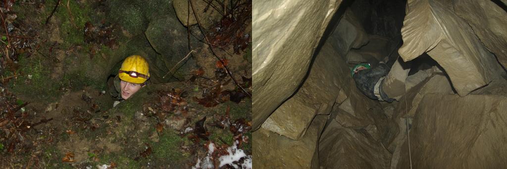 jaskinia slowianska drwali