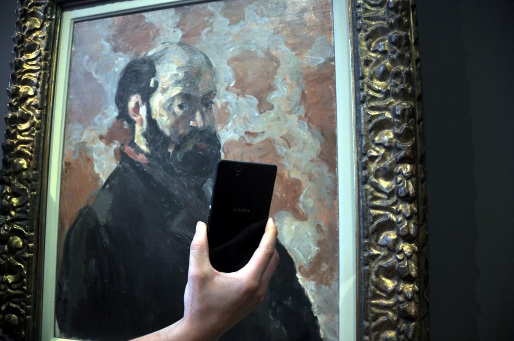 selfie orsay