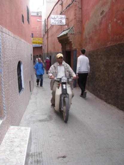 wybrzeże maroko