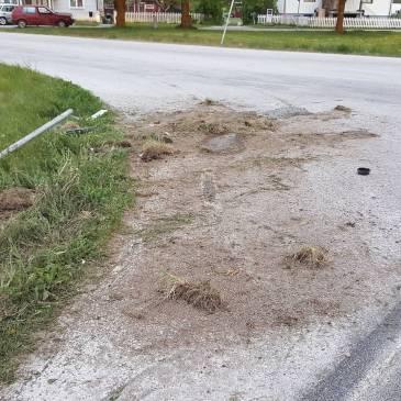 Smitning trafikolycka och smitning parkeringsskada