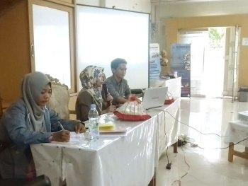 Sosialisasi Portal Akademik Online IPI