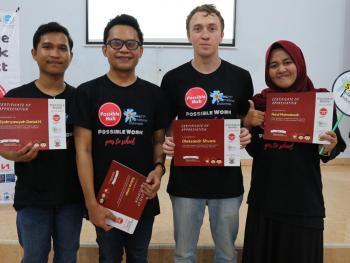 Partisipasi TBI dalam Program Pengembangan Skill dan Bahasa Inggris