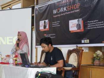 BEM IPI hadirkan Sutradara Film dalam Workshop Videography dan Photography