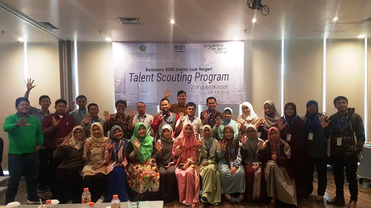 Dosen IPI Lolos Program Talent Scouting 5000 Doktor Luar Negeri Kemenag.