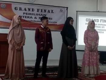 Grand Final Pemilihan Putra Putri IPI Periode 2019/2020