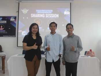 Sharing session with US Exchange Student Alumni