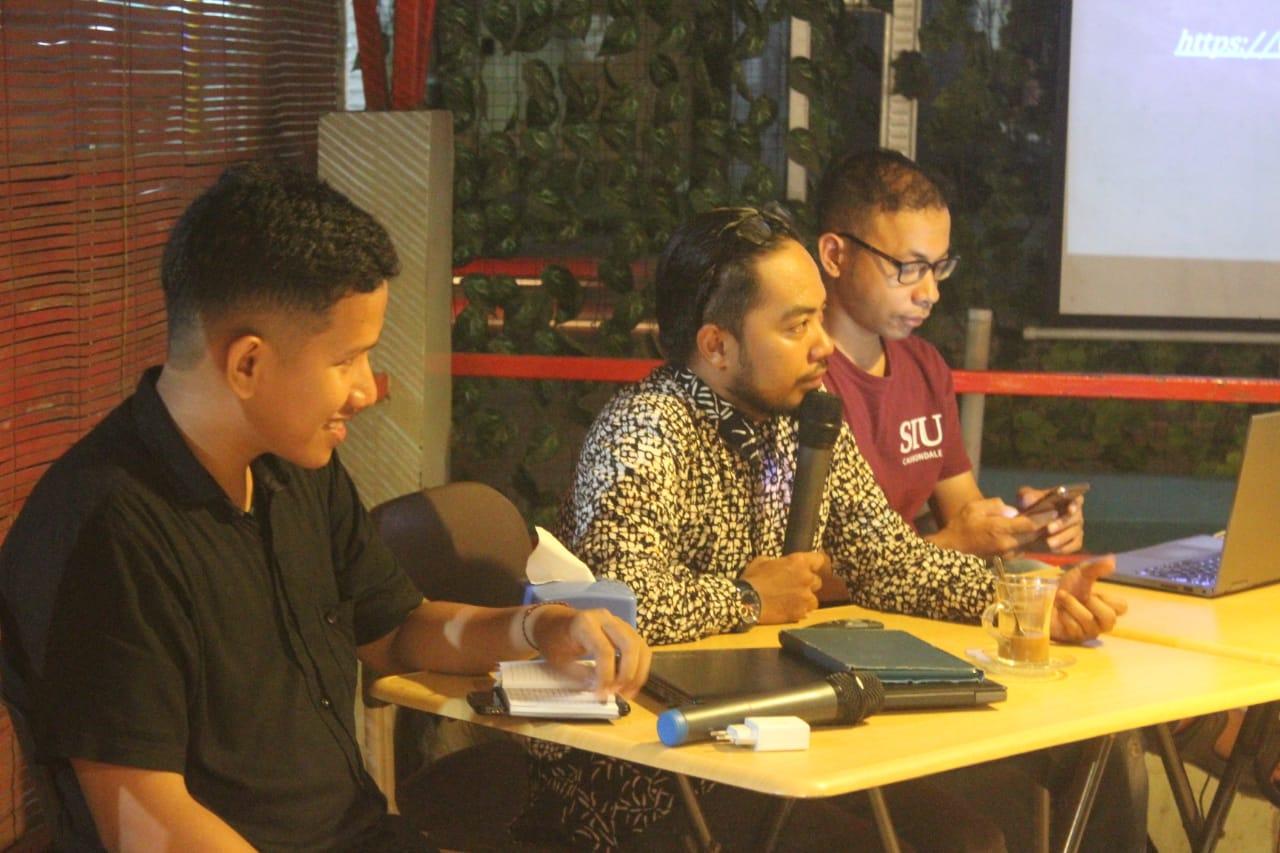 Dialog Pendidikan Himaprodi Pendidikan Agama Islam Institut Parahikma Indonesia
