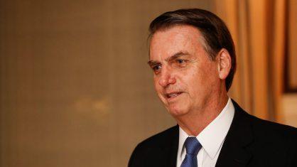 Bolsonaro: 'Será que não está na hora de termos um evangélico no STF?'  Publicado por: Fabricia Olive