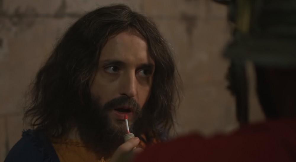 Porta dos Fundos mostra beijo gay entre Judas e Jesus
