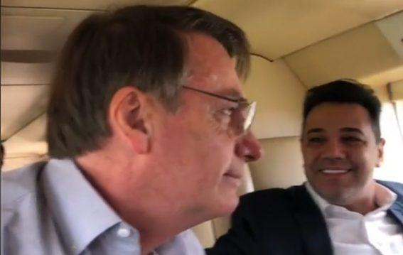 Lá na frente todos votarão em mim, diz Bolsonaro ao indicar disputa pela reeleição