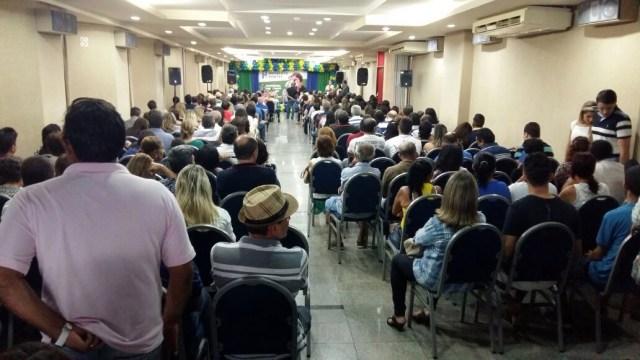 Humberto Pontes oficializa pré-candidatura a vereador de JP e reforça seu apoio a Cida