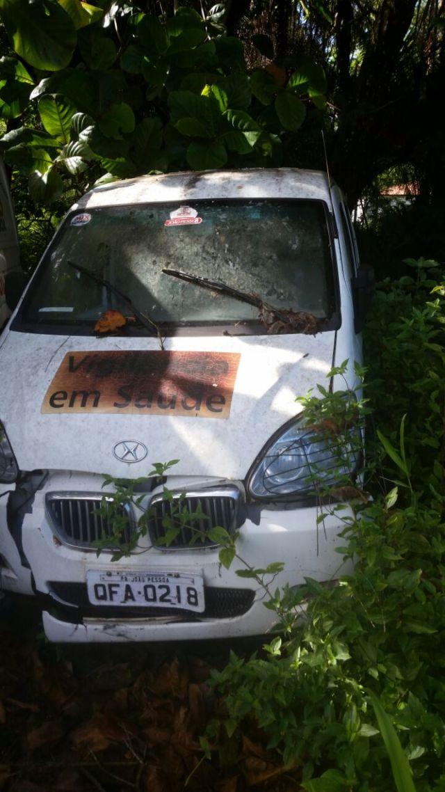 Internautas denunciam veículos da PMJP com emplacamento atrasado no BPTran