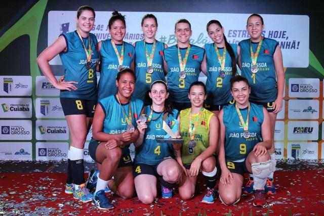 Paraíba se despede dos Jogos Universitários com mais dois ouros e um bronze
