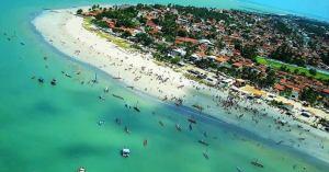 Litoral paraibano tem 44 praias próprias ao banho, atesta Sudema