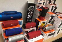 Polícia realiza Operação Réplica e apreende equipamentos falsos em três shoppings de JP
