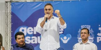 Luciano Cartaxo entrega premiação do Gerente Saúde e anuncia novos investimentos
