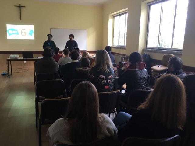 Imprensa portuguesa repercute chegada de estudantes paraibanos