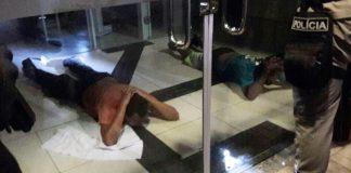 PM frustra tentativa de assalto a agência bancária na Paraíba e prende suspeitos