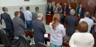 Prefeito de Santa Rita presta contas e faz projeção para 2018 em abertura dos trabalhos legislativos