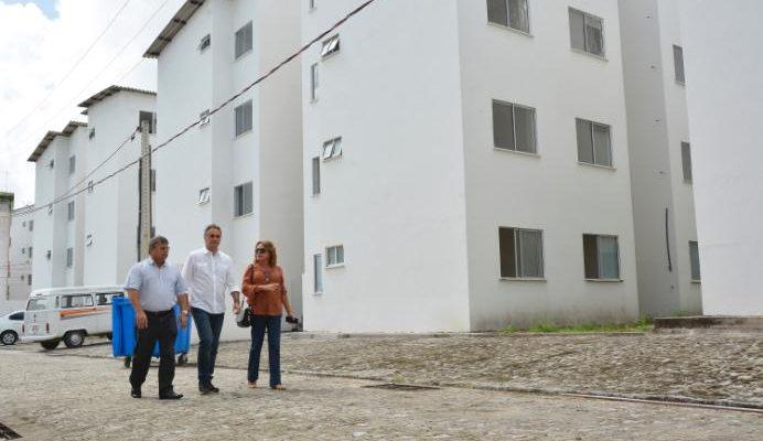 PMJP entrega nova etapa do Residencial Vista Alegre nesta segunda