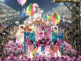 Carnaval do Rio: homenagem ao São João de CG rende dois prêmios à Mangueira do Amanhã