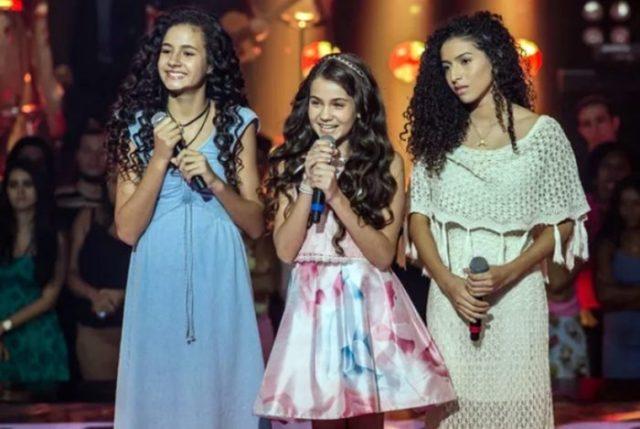 Paraibanas vencem no 1º dia de batalhas do The Voice Kids; veja as apresentações