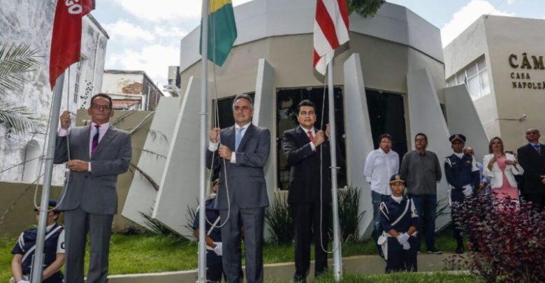 Na abertura dos trabalhos da CMJP, Manoel Jr é mais cortejado por vereadores do que Cartaxo; ouça