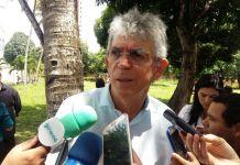 Ricardo Coutinho enaltece o Gira Mundo e critica gestão de Luciano Cartaxo na Capital