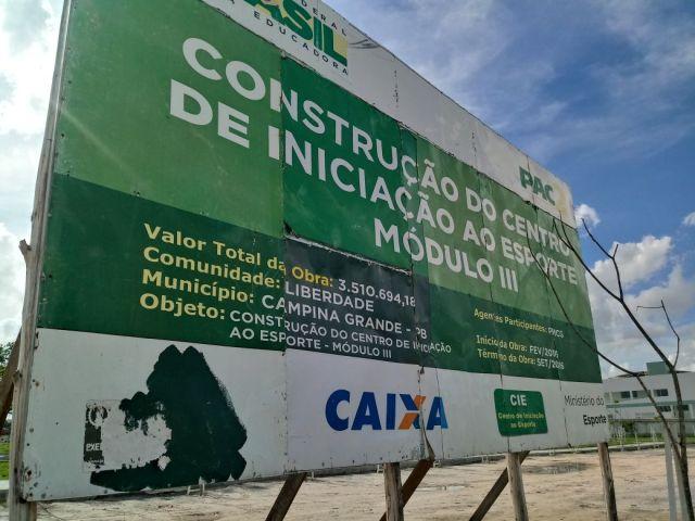 Centro Esportivo em praça prometido por Romero a ser entregue em 2016 não saiu do papel