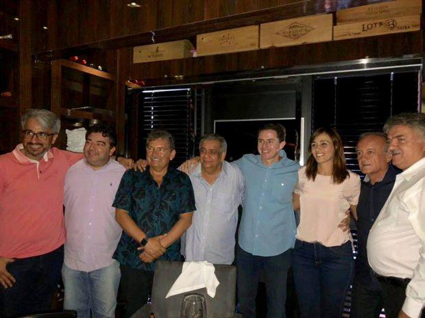 Branco Mendes, Lindolfo, Edmilson Soares, João Gonçalves e Arturzinho se filiam ao Podemos