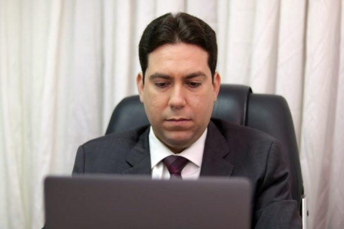 """""""Fui inspirado por Rômulo Gouveia"""", revela Felipe Leitão ao lamentar morte do deputado"""