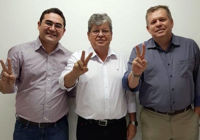 Irmão de secretário de Cartaxo anuncia apoio à candidatura de João ao Governo da Paraíba