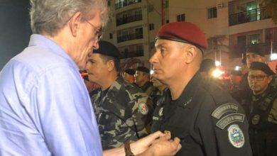Com presença de governador, Polícia Militar deflagra 30ª fase da Operação Impacto