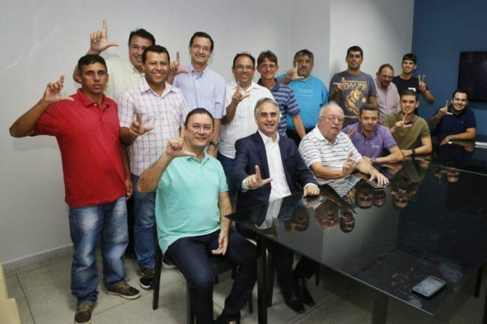 Lucélio anuncia apoios de ex-prefeito e vereadores da Grande CG