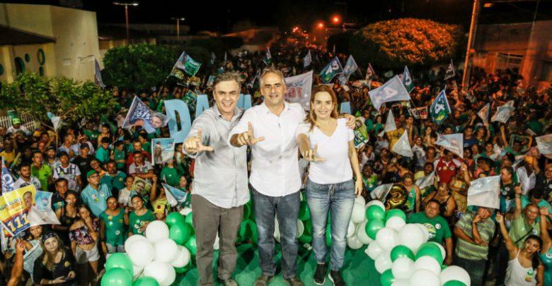 """""""Vamos regionalizar a saúde e dar independência ao sertanejo"""", diz Lucélio em caravana"""
