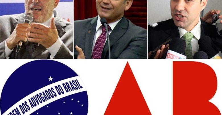 Enquete: na sua opinião, quem vencerá a disputa pela presidência da OAB-PB?