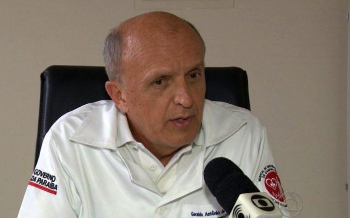 João 'escala' Geraldo Medeiros para ocupar a Secretaria Executiva de Gestão Hospitalar