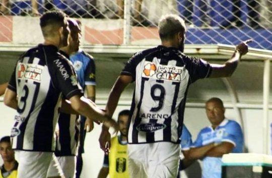Treze bate o CSP e em casa e reassume a vice-liderança no Campeonato Paraibano