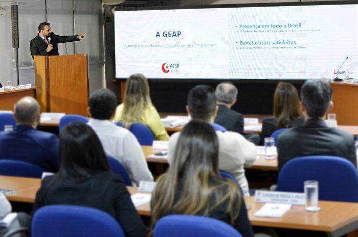 Geap Saúde inicia reestruturação de modelo de governança e gestão