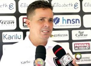 Piza aposta na qualidade do ataque do Botafogo-PB para superar Tombense fora de casa