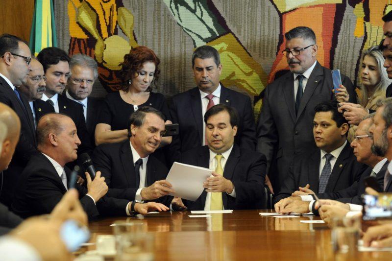 Previdência: Veja a íntegra da proposta apresentada por Bolsonaro