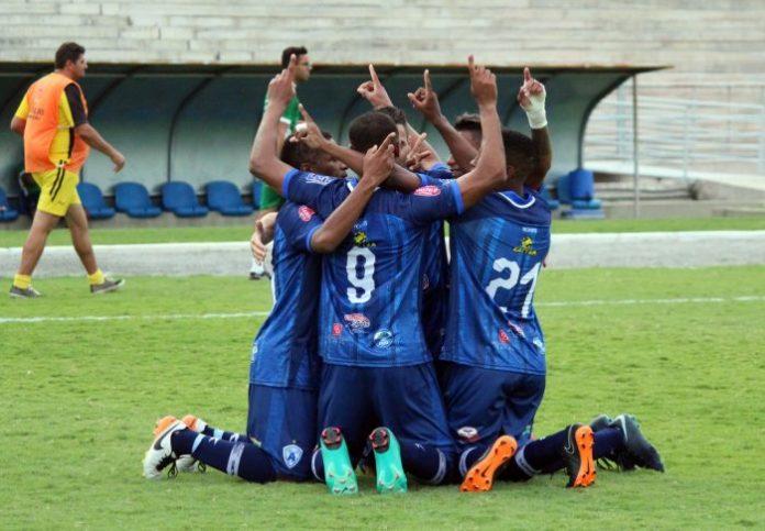 Atlético de Cajazeiras goleia e assume a ponta do Grupo B no Paraibano
