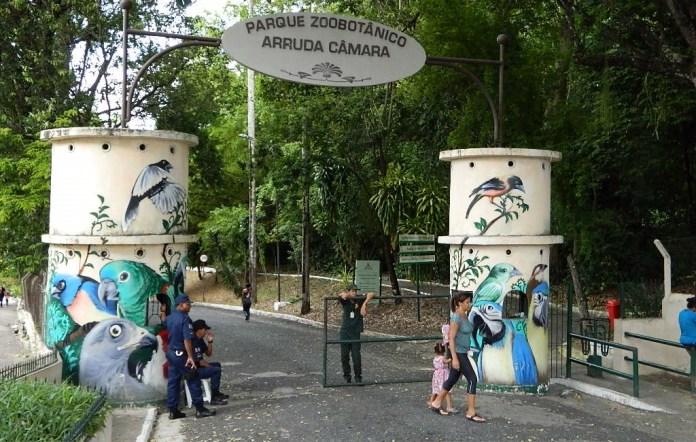 Bica: Prefeitura de JP anuncia o fechamento do Parque Arruda Câmara