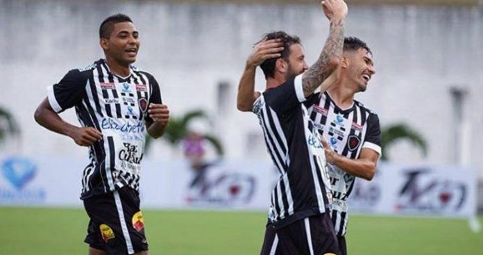 Em situações opostas, Botafogo-PB e Vitória-BA duelam nesta quinta pela Copa do Nordeste