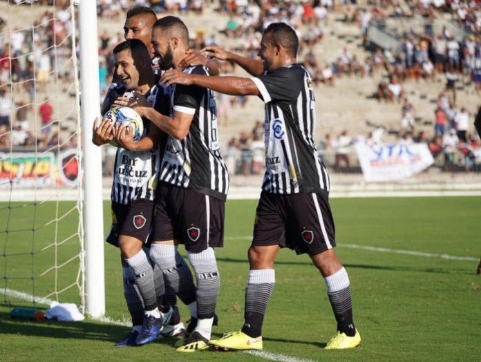 Copa do Brasil: em grande fase, Botafogo-PB encara Londrina no 1º duelo do mata-mata