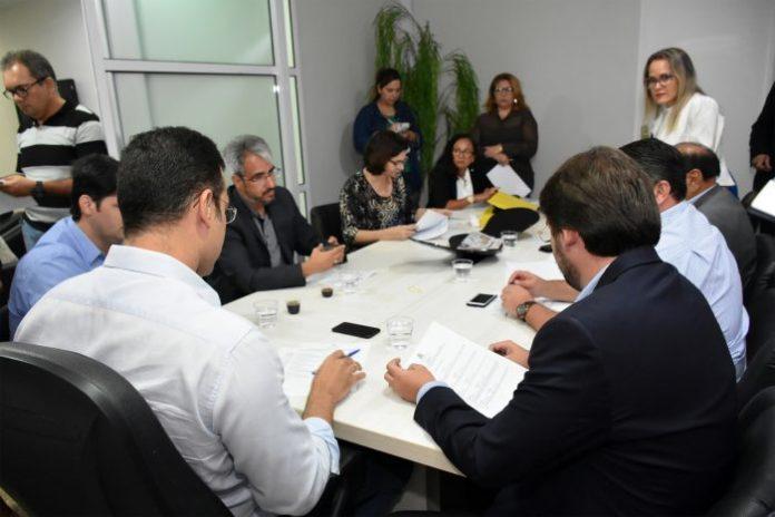 CCJ da Câmara de JP realiza primeira reunião com nova composição
