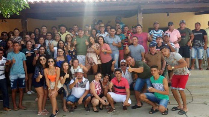 Galego Souza aproveita recesso do carnaval e visita bases no interior